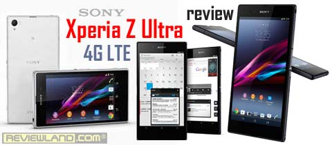 Review Sony Xperia Z Ultra 4G