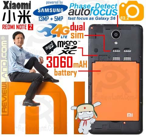 smartphone-xiaomiredminote2-spec