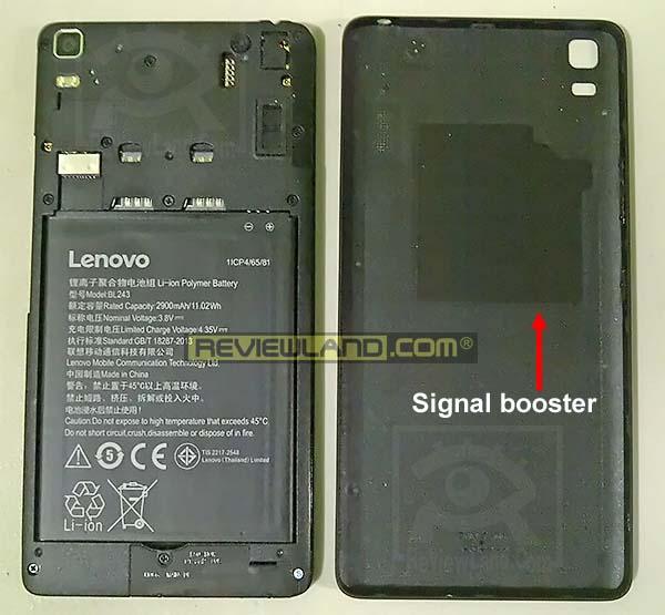 smartphone-lenovoa7000se-back
