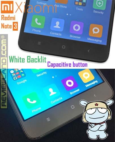 smartphone-xiaomiredminote3-backlit