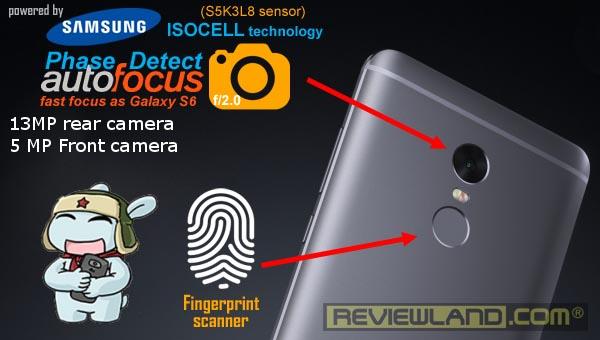 smartphone-xiaomiredminote4-camera