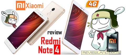 Review Xiaomi Redmi Note 4 64GB