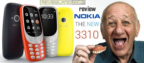 Review Nokia 3310 (versi 2017)