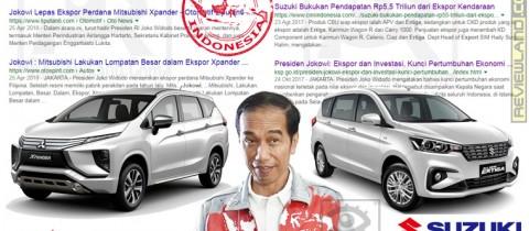 Mampukah All New Ertiga 2018 melawan Xpander yang juga diberkati oleh Jokowi?