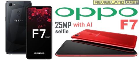 Review Oppo F7 : Membunuh Samsung Galaxy J8, Mempermalukan A8 dan A6 plus