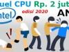 Duel CPU Intel & AMD harga Rp.2juta: Membongkar pembodohan publik di bursa prosesor baru & bekas di tahun 2020